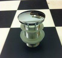 pop-up ventil chrome till keramikhandfat